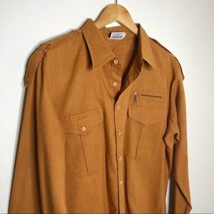 Other - Vintage Saturday's Long Sleeve Button Down
